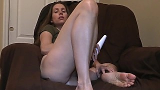 Female Topgun Officer Gives You Detailed Joi While Masturbating
