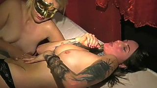 Fucking The Queen Of Double Penetration