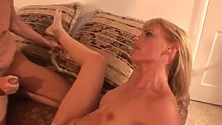 Blonde Milf Gets Her Love Tunnels Plowed