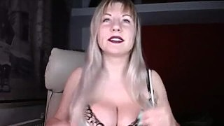 Biggest Breasts On A Webcam For A Teen