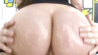 True Anal Big Booty Gia Paige Fucked In The Butt