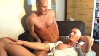 Cock Massage To My Straight Neighbour Serviced In A Porn
