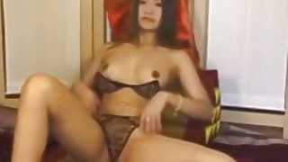 Phillipines Teen Plays With Her Pussy Until She Orgasms Hard
