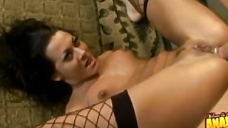 Sandra Romain Anal Fucked Real Good