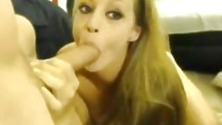 Cock Sucker Bitch Gets Anal Banged
