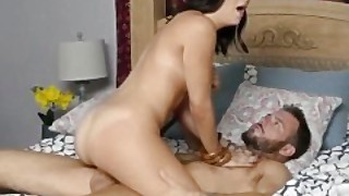 Reality Kings - Hippie Hottie Natalie Brooks Gets Demolished By Cock
