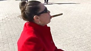 Cigar In Public Again