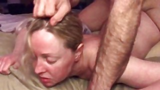 Painal Cute Blonde Gets Her Ass Fucked W/ Vibrator Stuffed In Her Pussy