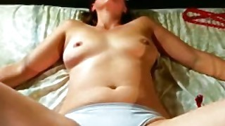 Cheating Wife Interrogated With Vibrator
