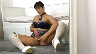Sexy School Girl And Her Pussy Pop Xxx