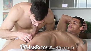 Manroyale Big Dick Pounds Gym Trainers Tight Ass