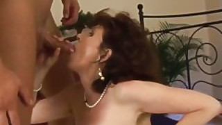 Wild Sex With My Hairy Stepmom