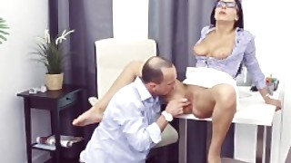 Dirty Flix - Nerdy Chick Anally Prepared