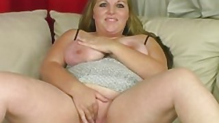 Nasty Pregnant Candy Masturbating