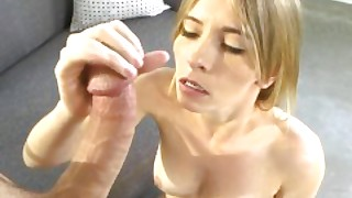 Reality Kings - Kaylee Shows Off Her Bush