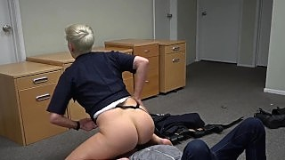 Screw The Cops Busty Big Booty Latina Cop Caught Having Sex