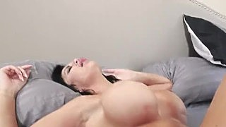 Pervmom - Slutty Jasmine Jae Sucks And Fucks Her Step Sons Cock