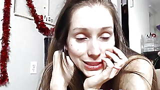Lelu Love-webcam: Valentine Decorations And Masturbation