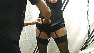 The Wife Submitting