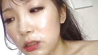 Doggy Pounding And Warm Thick Creampie For Yuro Sakurai