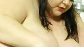 Enormous Bbw Cockriding After Femdom