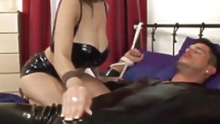 Busty Milf Beauty Dominno Rides Extra Wild On Hard Cock