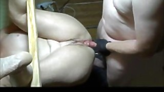 Hardcore Anal Sex With My Wife