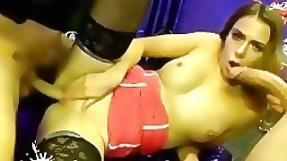Beatiful Babe Ani Blackfox In The Monster Cock Arena - Ggg