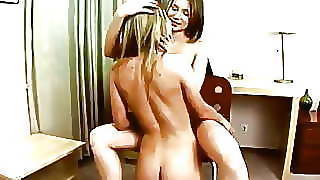 Fingering Pussy And Anal