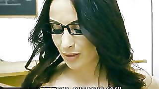 Big Tits At School - Anissa Kate And Marc Rose - Romance