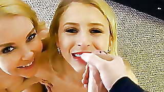 Alix Lynx Birthday Double Bj