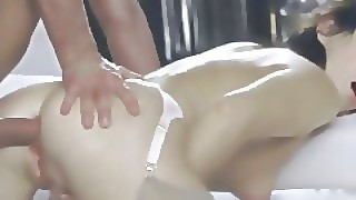 21naturals Sensual Anal Leads To Cum On Gape