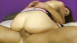 Trinity Post Rides A Cock In Her Ass