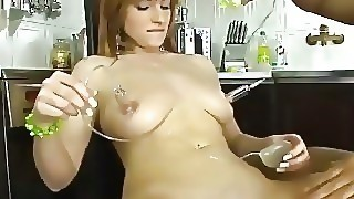 Redhead Teen Gets Pumped And Deep Anal Fucked