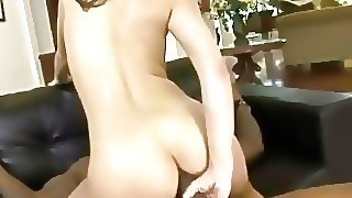 Extreme Anal For Brunette Milf