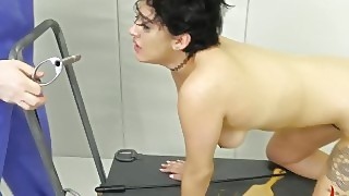 18 Year Old Fucked In Ass With Tears For Lube
