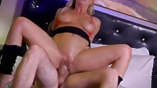Cherie De Ville Let You Fuck Her Tight Pink Pussy In Doggie Style