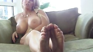 Female Domination For Foot Fetish Freaks