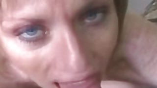 Grandmother Is A Dirty Cum Whore