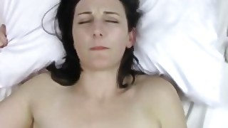 Gfe Beautiful Agony Virtual Sex And Cum Shot