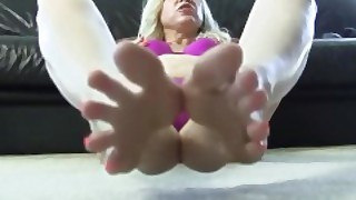 Femdom Foot Fetish And Feet Worshiping Porn