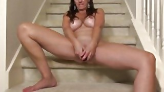 Usawives Mature Lady Excited For Toys Masturbation
