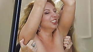Sexy Milf Kiki Is Tied Up And Tickled All Over