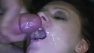 Hardcore Orgy In Amsterdam Ends In Cum Shower