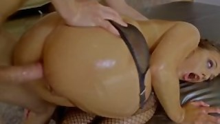 Evilangel Gia Derzas Ass Oiled Up For Hard Shaft And Cum Shower