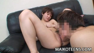 Japanese Teen Hiraku Nakatani Getting A Rough Sex