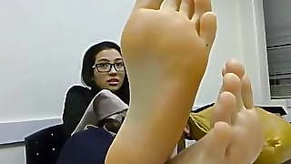 Sexy Feetfetish Soles