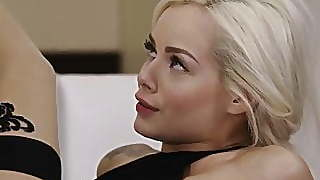 Teen Elsa Jean Gives Euro Daddy Proper Pussy Goodbye Gift