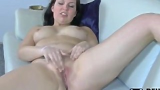 Solo Girl Gets Horny