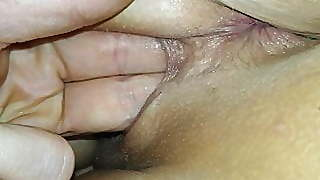 Pussy Fingering Close Up